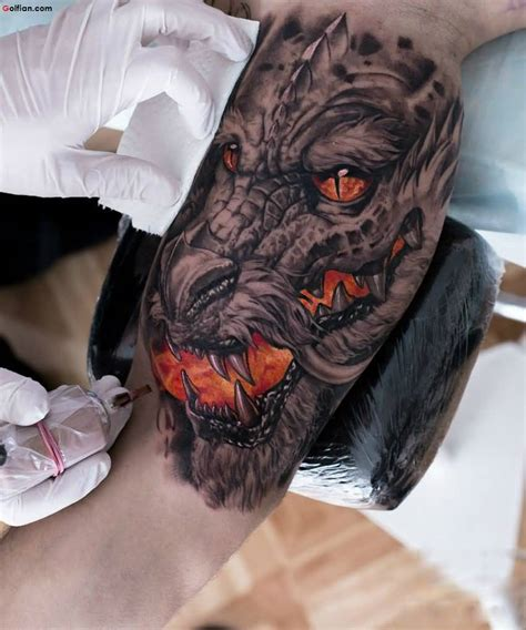 scary face tattoo designs 60 brilliant 3d arm tattoos realistic 3d sleeve