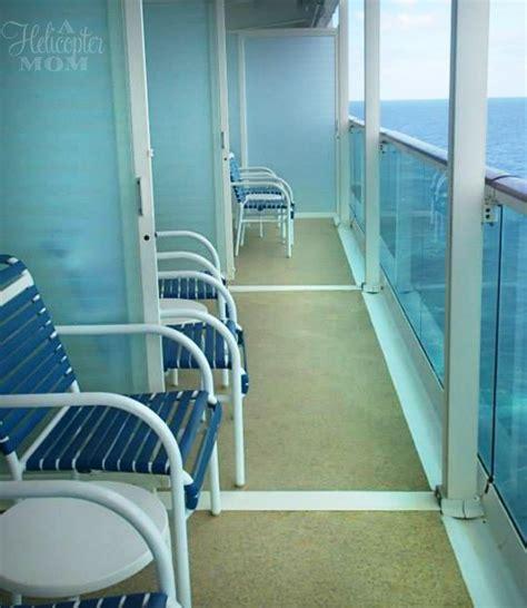 royal caribbean balcony room royal caribbean balcony cabin tour a helicopter