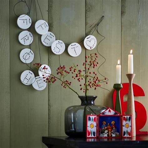 weihnachtsbaumschmuck ideen weihnachtsbasteln ideen tipps living at home