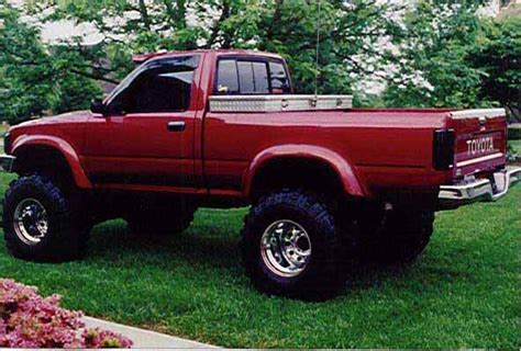 91 Toyota 4x4 Troy S Page
