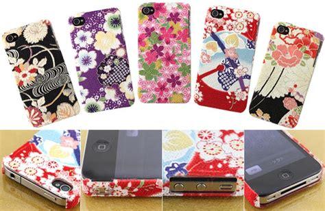 kimono iphone  case  japanese traditional fabric gadgetsin