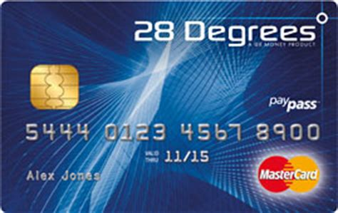 Sle Credit Card Number In Australia 28 Degrees Mastercard Reviews Productreview Au