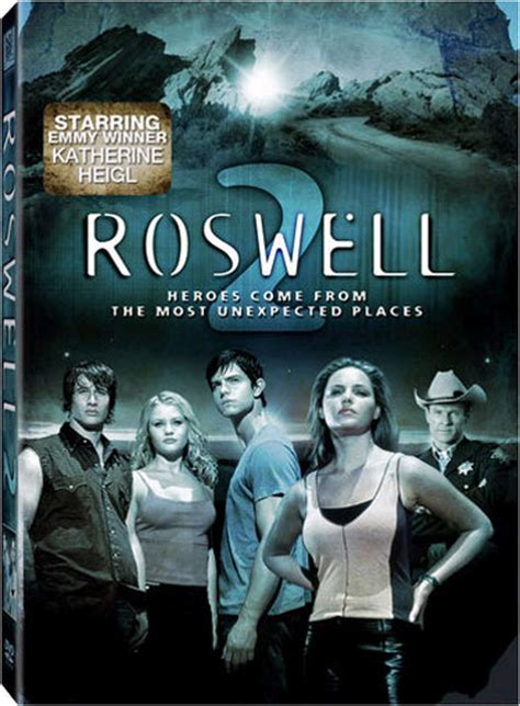 roswell tv series poster hnn roswell dvd news new dvds for all three seasons of