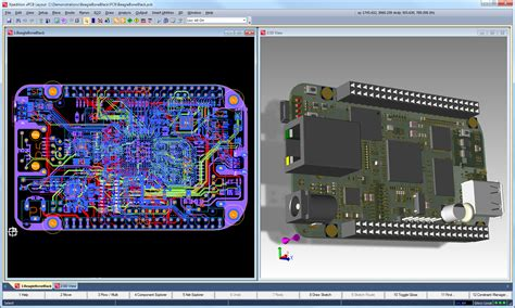 layout design mentor graphics mentor puts 3d design at the heart of pcb place and route