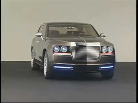 Chrysler Imperial Concept Car by Chrysler Imperial Concept Car 2006