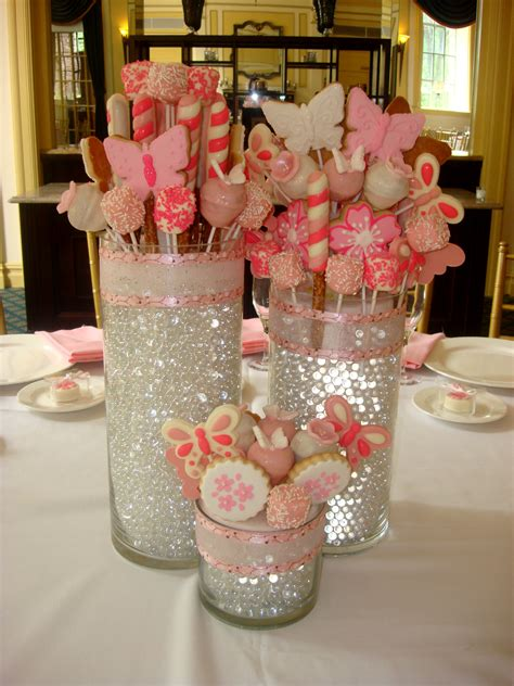 bridal shower table centerpieces edible centerpieces love this idea for the bridal shower