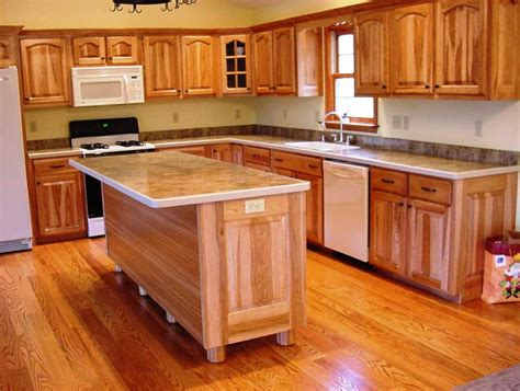 kitchen design ideas with laminate island countertop