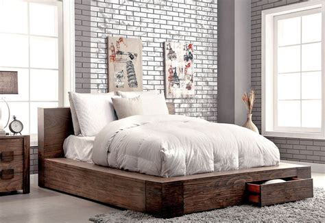 modern rustic bedroom furniture