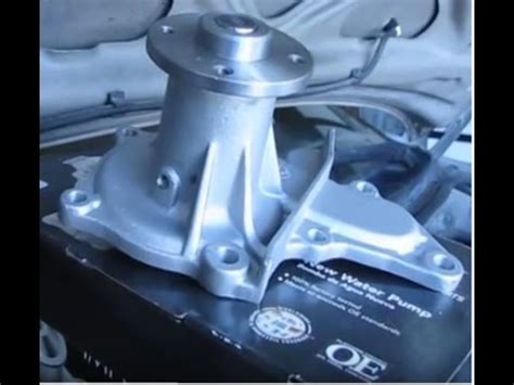 how to change the water in a 1994 toyota corolla 7afe 1 8 4afe 1 6