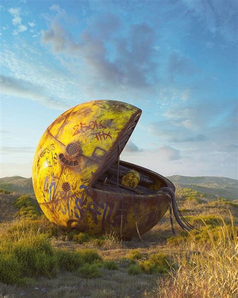The Digital Apocalypse by The Apocalypse Of Pop Culture By Filip Hodas 10 Pics