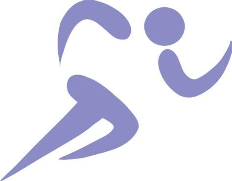 Emblem Logo Running runner olympic clip at clker vector clip
