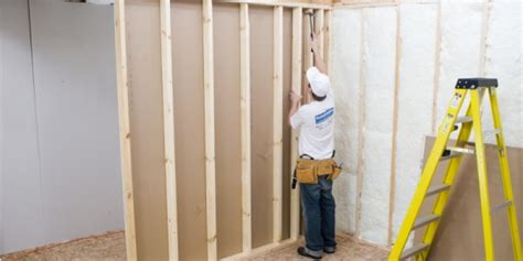 how to build a stud wall in a bathroom building a staggered stud wall for the soundproofing