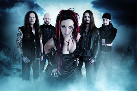Rok Gotik xandria symphonic metal heavy rock 19 wallpaper