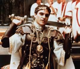 film gladiator rome roman emperor in gladiator movie built his own mini