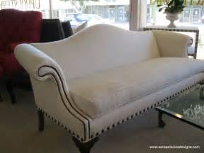 custom made upholstery handmade custom sofa regency style by sara palacios