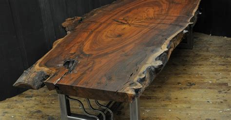 Walnut Slab Coffee Table Dorset Custom Furniture A Woodworkers Photo Journal A Live Edge Claro Walnut Slab Coffee Table