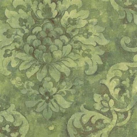 wallpaper green damask deep green damask wallpaper ar27016