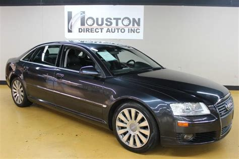 2006 Audi A8 For Sale by 2006 Audi A8 For Sale In Houston Tx