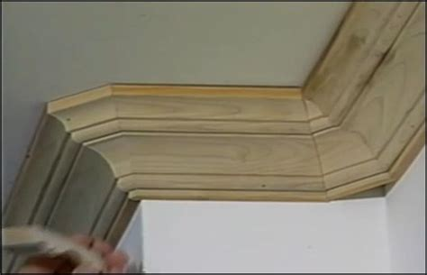 cutting double crown cutting crown molding quick start guide ask the builder
