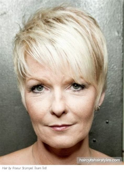 haircuts for older women with long faces short haircuts for older women pictures