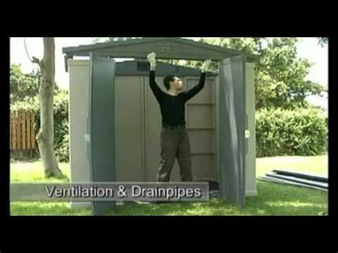 build apex  shed youtube