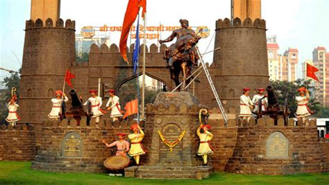 maharashtra celebrates shivaji jayanti  enthhusiasm