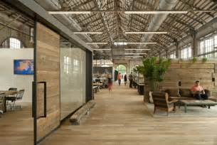 outfitters home office adaptive reuse in outfitters it department office by