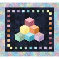 baby blocks quilt pattern