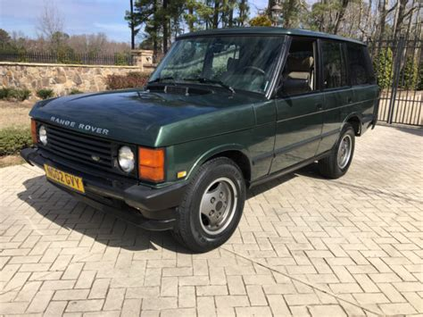 how make cars 1993 land rover range rover classic electronic valve timing 1993 land rover range rover county sport utility 4 door 3 9l for sale land rover range rover