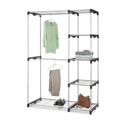 Standing Wardrobe Rack by 17 Best Ideas About Standing Closet On