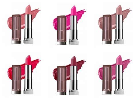 Lipstik Maybelline Powder Matte maybelline new york introduces new color sensational