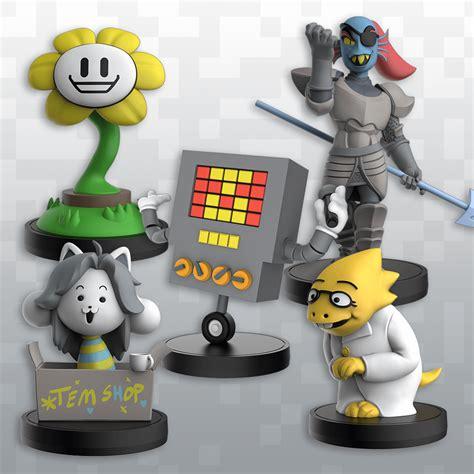 undertale buddies series 2 complete set fangamer