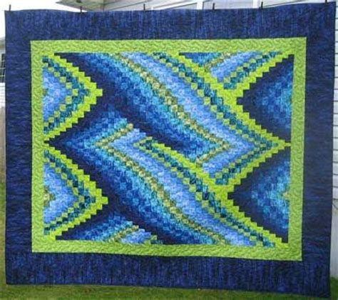 Size Quilts Canada Bargello Cosmic Twist Size Quilt Made By Diane Tuff
