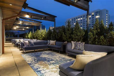 W Hotel Atlanta Rooftop Bar 16 Rooftop Bars In Atlanta That Are Just Peachy