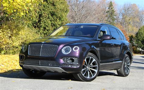 bentley bentayga 2017 2017 bentley bentayga the king of suvs the car guide