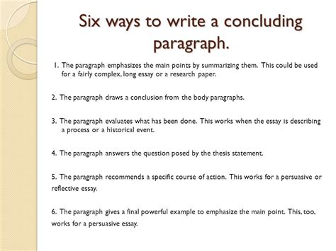Ways To Make A Paper Longer - expository essay sophomore essay 1 ppt
