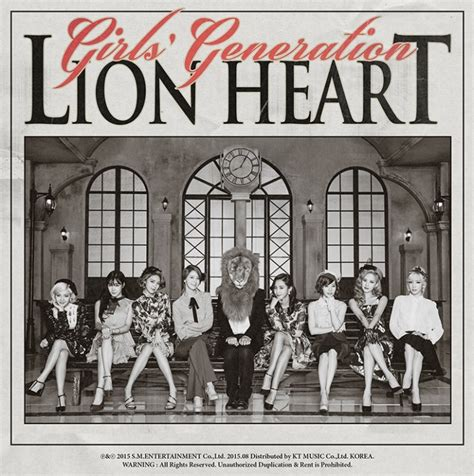 download mp3 full album lion heart 소녀시대 lion heart 라이언 하트 듣기 가사 audio mv tripod