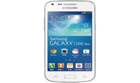 samsung galaxy core plus with dual core processor android samsung galaxy core plus now official with 4 3 inch