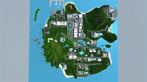 city world map minecraft project paradisefalls