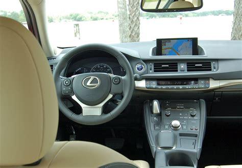 lexus hybrid ct200h interior interior lexus ct200h specs price release date redesign
