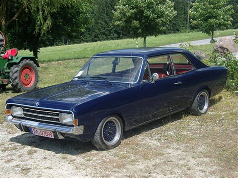 1970 opel rekord photos informations articles