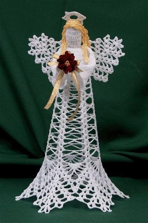 pattern for christmas tree angel 237 best ideas about navidad ll on pinterest free