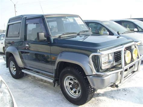 1993 daihatsu rugger for sale