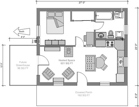 micro compact home floor plan tiny cottage house plans small tiny house plans micro