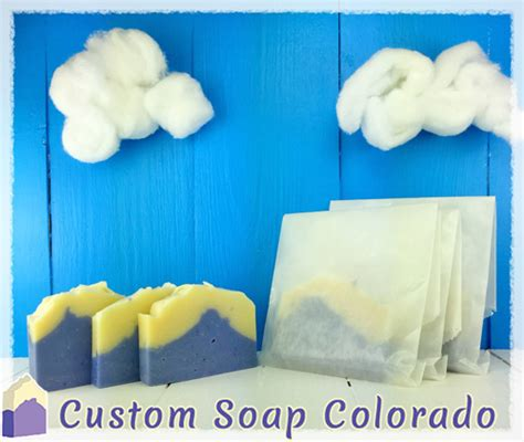 Handmade Soap Colorado - handcrafted soap wedding favors for you and your big day