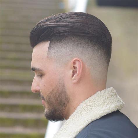 mens skin fade haircut keeping length top back shaved 20 fade haircuts for men 2018 mens haircuts trends