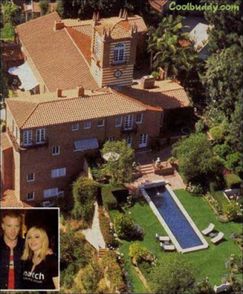 hollywood celebrity homes homes of hollywood celebrities madonna hollywood