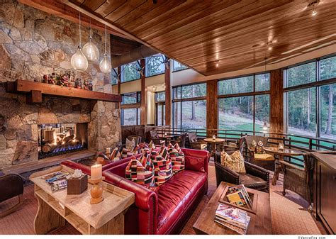 Reed College Ski Cabin by Ski Cabin Interior Images