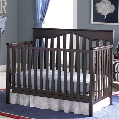 Crib Prices by Fisher Price Ayden 4 In 1 Convertible Crib Espresso At Hayneedle