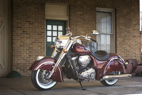 Motorrad Indian Classic by 2018 Indian Chief Classic Motorcycle Reviews Forums